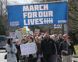 March for Our Lives on Vashon